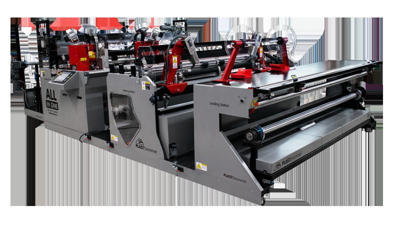 PLASTGrommet launches new banner finishing system