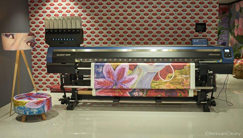 Tinten für den Textildruck