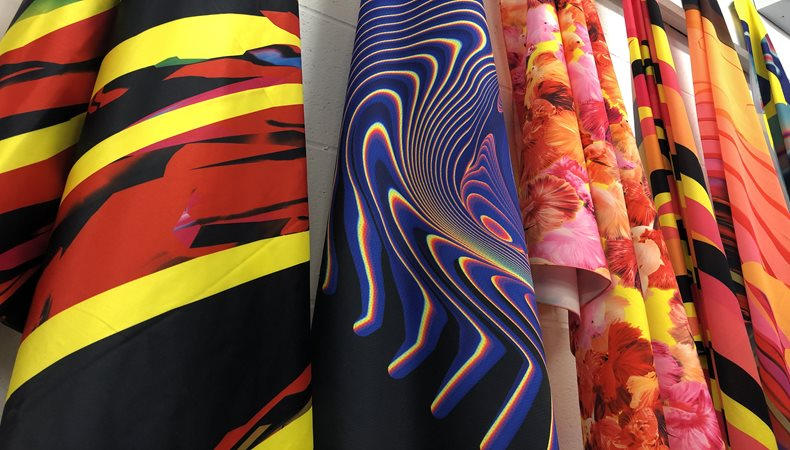 RA SMART X HP New Technologies for textile printing and production