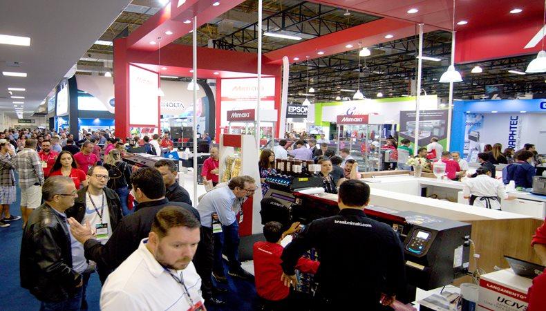 FESPA Brasil 2019 success cements show as main digital printing exhibition in Brasil