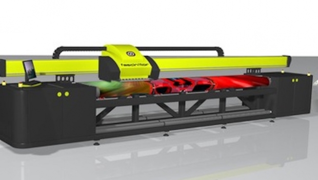 Gandy Digital to unveil new 5m roll-to-roll printer at FESPA Digital
