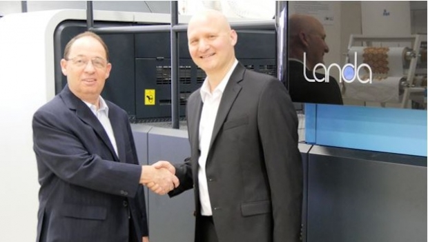 Landa to ship three beta presses this year