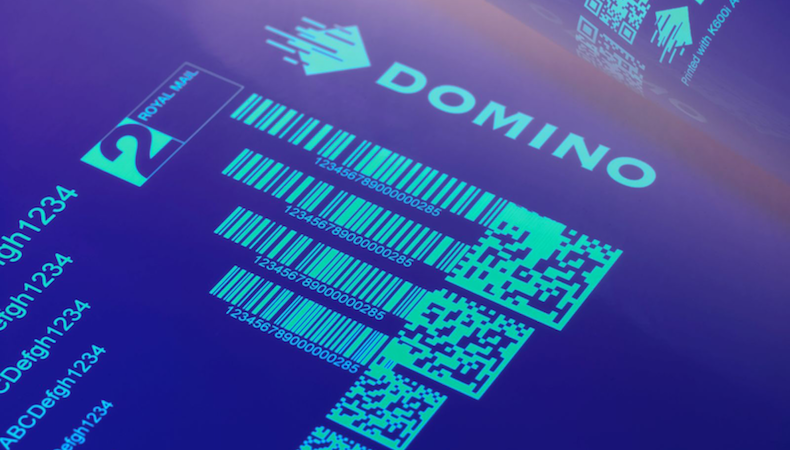 Domino joins forgery fight with new security ink