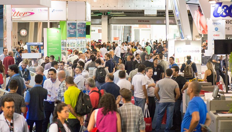 FESPA Brasil 2019 shows positive figures