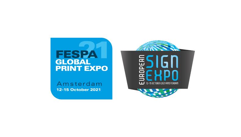 FESPA postpones 2021 Global Print Expo in Amsterdam to October 2021