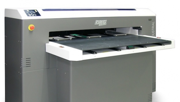DTG Digital releases new M3 direct to garment printer at FESPA