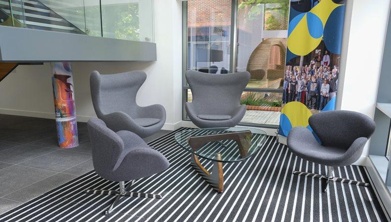 FESPA HQ: where 'print-spiration' abounds