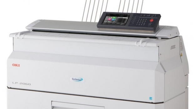 OKI unveils two new wide-format printers