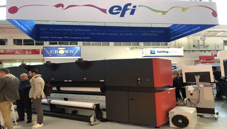 Neue Supergroßformat-Rollendrucker von EFI