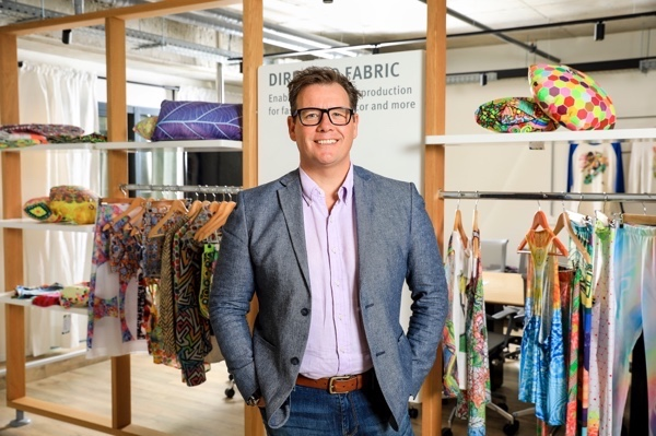 Chris Govier of Kornit Digital on Digital Disruption, Market Trends and the Future of Printed Textil