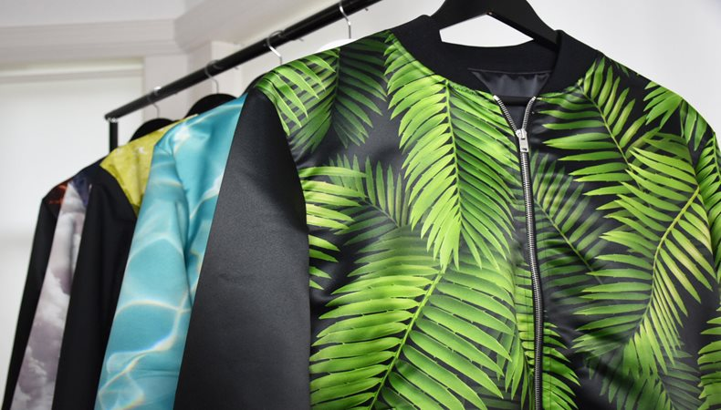 The Fashion Micro-Factory comes of Age at FESPA's Print Make Wear