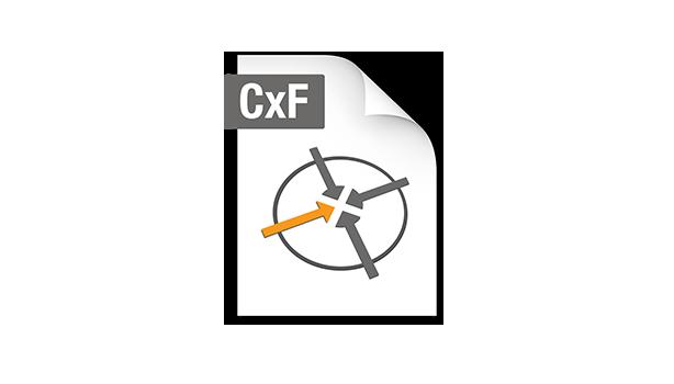 CxF – a question of colour