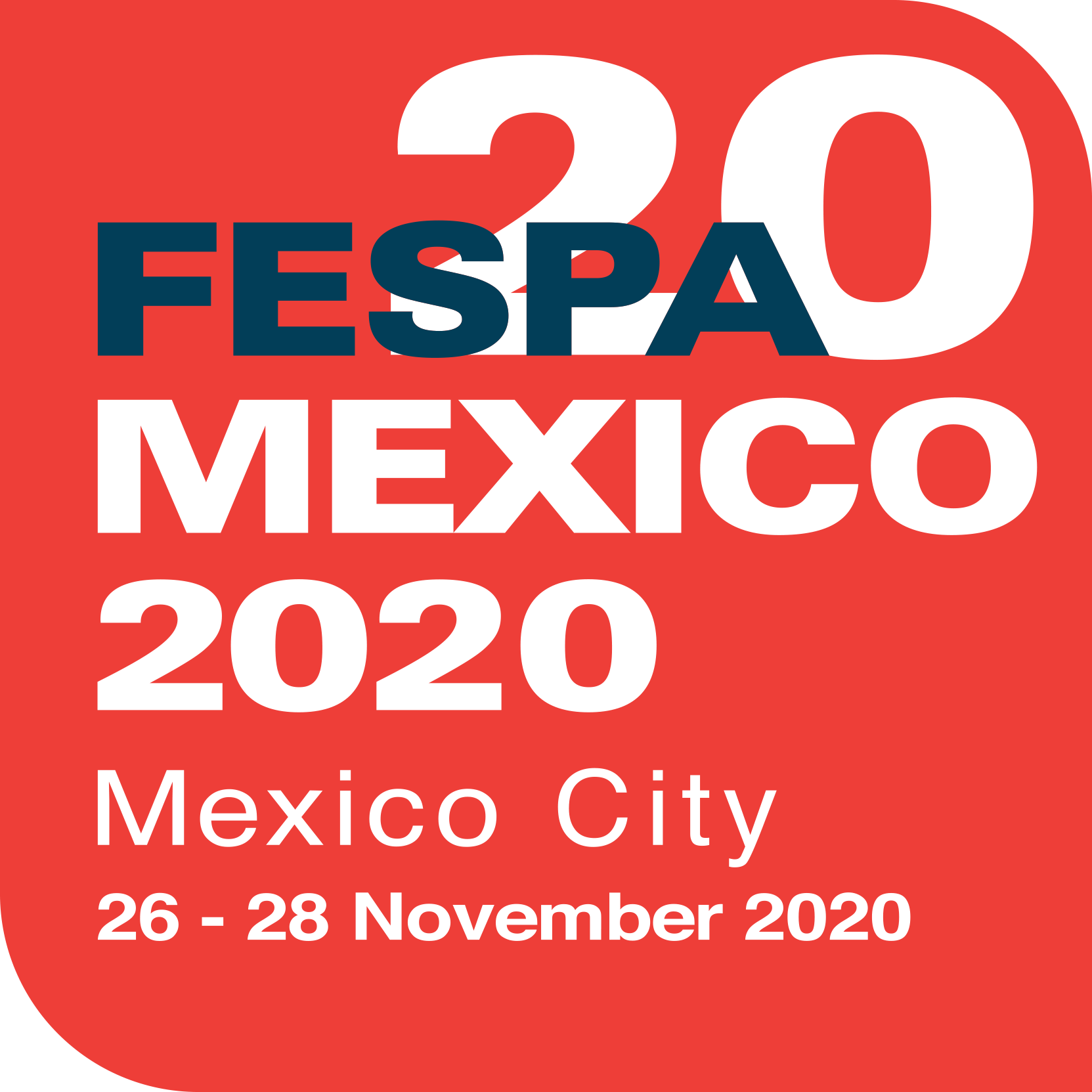 FESPA MEXICO 2020 POSTPONED TO NOVEMBER
