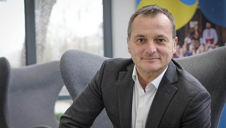 Christophe Aussenac, el próximo presidente de FESPA