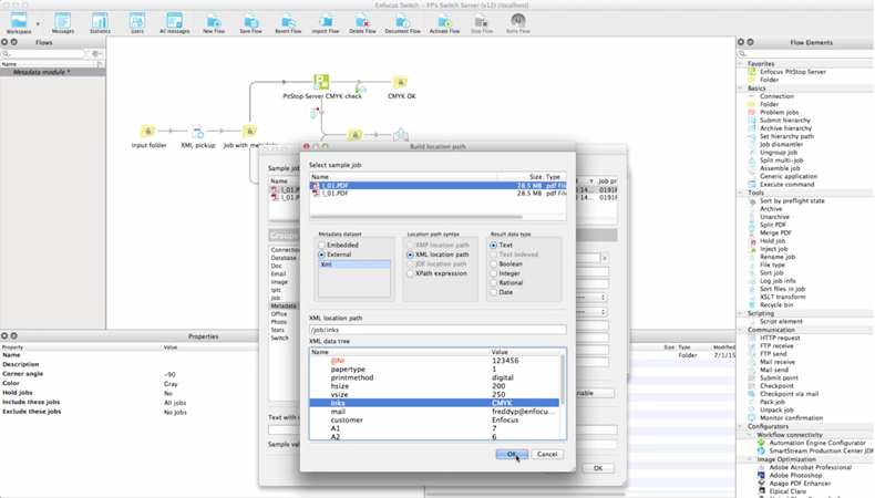 XML – the first step towards automation