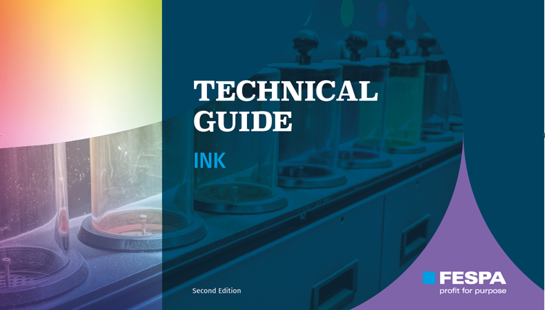 A preview of FESPA's Technical Guides: an introduction to ink