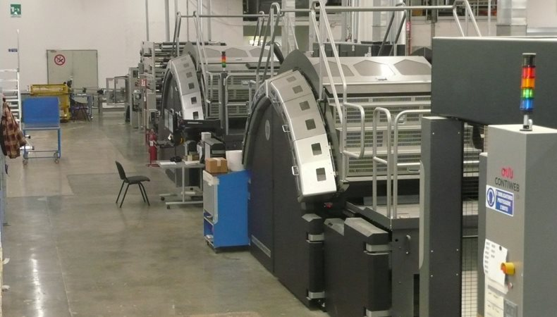 Elcograf doubles up with HP PageWide T490