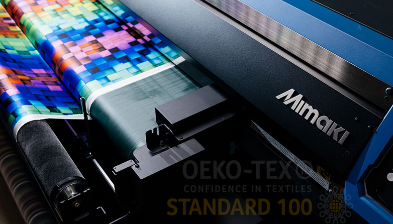 The right certification for textile printers