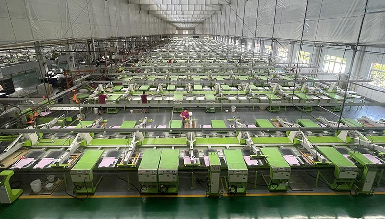 Mark Gervais, empresa de tejido de Ningbo Shenzhou