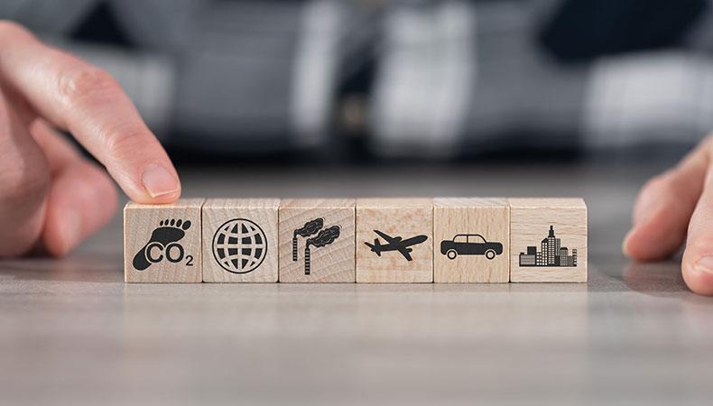 Cómo contar sus emisiones de carbono