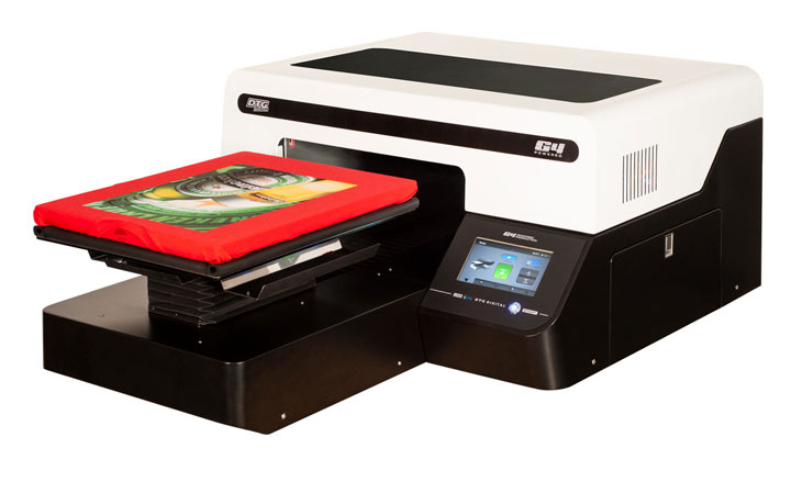 DTG Digital announces new G4 DTG ink set for high fidelity colour and increased washability