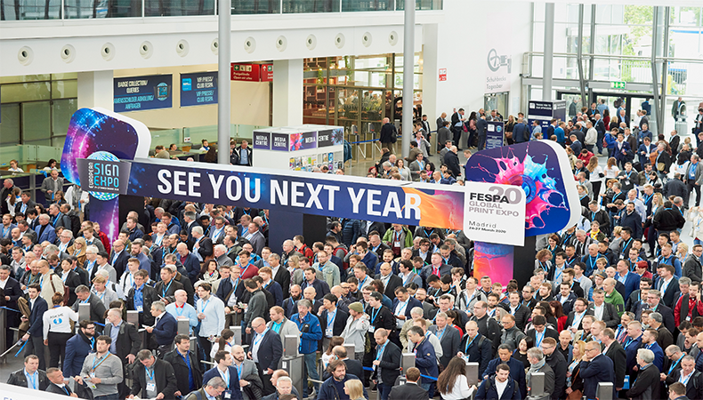 The hum of innovation: my first time at FESPA Global Print Expo 2019
